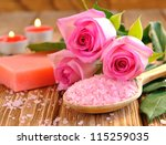 Sea Salt  Rose  Soap And A...
