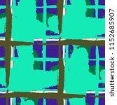 kilt texture. seamless grunge... | Shutterstock .eps vector #1152685907
