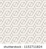 vector seamless pattern. modern ...   Shutterstock .eps vector #1152711824