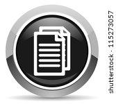 document icon   Shutterstock . vector #115273057