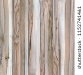 a fragment of a wooden panel... | Shutterstock . vector #1152741461