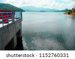 Image of moragahakanda kulasinghe water reservoir,  sri lanka