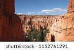 bryce canyon utah usa | Shutterstock . vector #1152761291