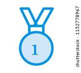 award. medal prize.  | Shutterstock .eps vector #1152778967