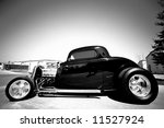 hot rod 16 | Shutterstock . vector #11527924