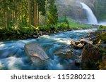 Krimmler  Krimml  Waterfall....