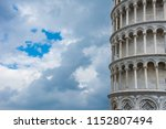 the background with the cloudy... | Shutterstock . vector #1152807494