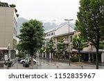 vaduz  liechtenstein   06 08... | Shutterstock . vector #1152835967