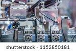 components robot parts | Shutterstock . vector #1152850181