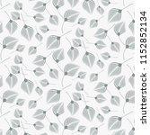linear vector pattern ... | Shutterstock .eps vector #1152852134