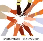 illustration of a people's... | Shutterstock .eps vector #1152929204