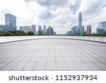 panoramic skyline and modern... | Shutterstock . vector #1152937934