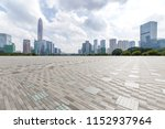panoramic skyline and modern... | Shutterstock . vector #1152937964