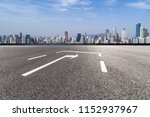 panoramic skyline and modern... | Shutterstock . vector #1152937967