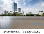 panoramic skyline and modern... | Shutterstock . vector #1152938657