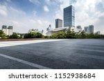 panoramic skyline and modern... | Shutterstock . vector #1152938684