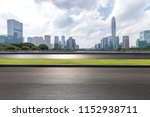 panoramic skyline and modern... | Shutterstock . vector #1152938711