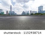 panoramic skyline and modern... | Shutterstock . vector #1152938714
