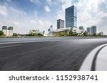 panoramic skyline and modern... | Shutterstock . vector #1152938741