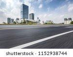 panoramic skyline and modern... | Shutterstock . vector #1152938744