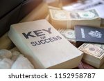 the book of key of success with ...