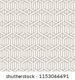 vector seamless pattern. modern ...   Shutterstock .eps vector #1153066691