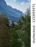 gutenberg castle  liechtenstein | Shutterstock . vector #1153095971