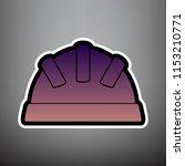 baby sign illustration. vector. ... | Shutterstock .eps vector #1153210771
