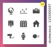 modern  simple vector icon set... | Shutterstock .eps vector #1153300357