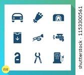 modern  simple vector icon set... | Shutterstock .eps vector #1153300561