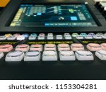 switch button for video editing ... | Shutterstock . vector #1153304281