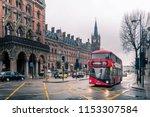 london  united kingdom   april...   Shutterstock . vector #1153307584