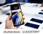 new york   united state of... | Shutterstock . vector #1153357897
