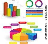 infographics vector | Shutterstock .eps vector #115335889