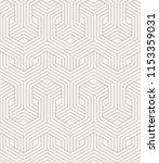 vector seamless pattern. modern ... | Shutterstock .eps vector #1153359031