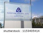 frankfurt  hesse   germany  ... | Shutterstock . vector #1153405414
