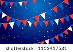 vector illustration festive...   Shutterstock .eps vector #1153417531