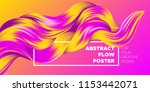 vector abstract background.... | Shutterstock .eps vector #1153442071
