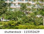 dubai  uae   september 29 ... | Shutterstock . vector #115352629