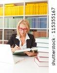 library   Shutterstock . vector #115355167