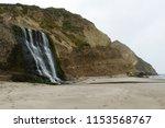 alamere falls  point reyes... | Shutterstock . vector #1153568767