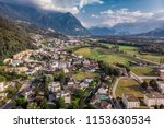 vaduz liechtenstein capital ... | Shutterstock . vector #1153630534
