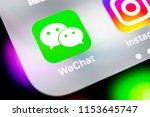 sankt petersburg  russia ... | Shutterstock . vector #1153645747