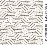 vector seamless pattern.... | Shutterstock .eps vector #1153697011