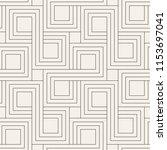vector seamless pattern. modern ... | Shutterstock .eps vector #1153697041
