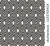 vector seamless pattern. modern ...   Shutterstock .eps vector #1153705414