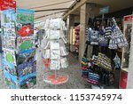 vaduz  liechtenstein   06 08... | Shutterstock . vector #1153745974
