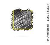grunge ornament frame 05 vector ... | Shutterstock .eps vector #1153751614