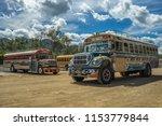 antigua guatemala  guatemala  ... | Shutterstock . vector #1153779844
