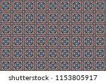 floral seamless texture....   Shutterstock . vector #1153805917